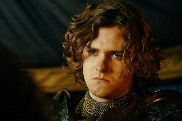 Loras Tyrell pour Game of thrones (:Finn Jones)