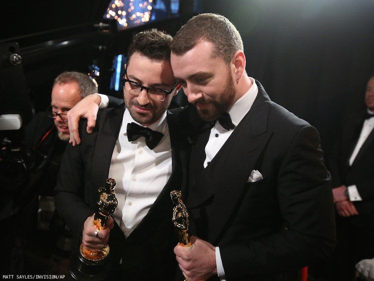 Oscars 2016 : Sam Smith