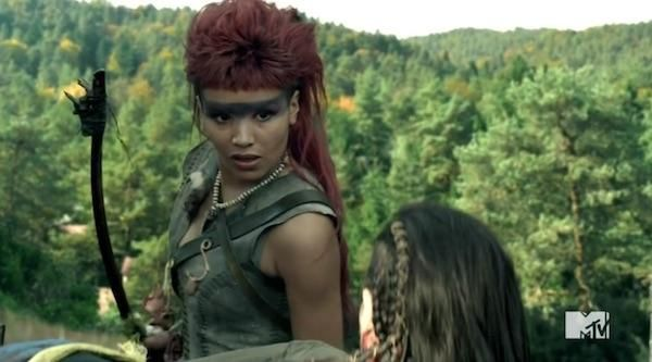 "Zora ""The Shannara chronicles"""