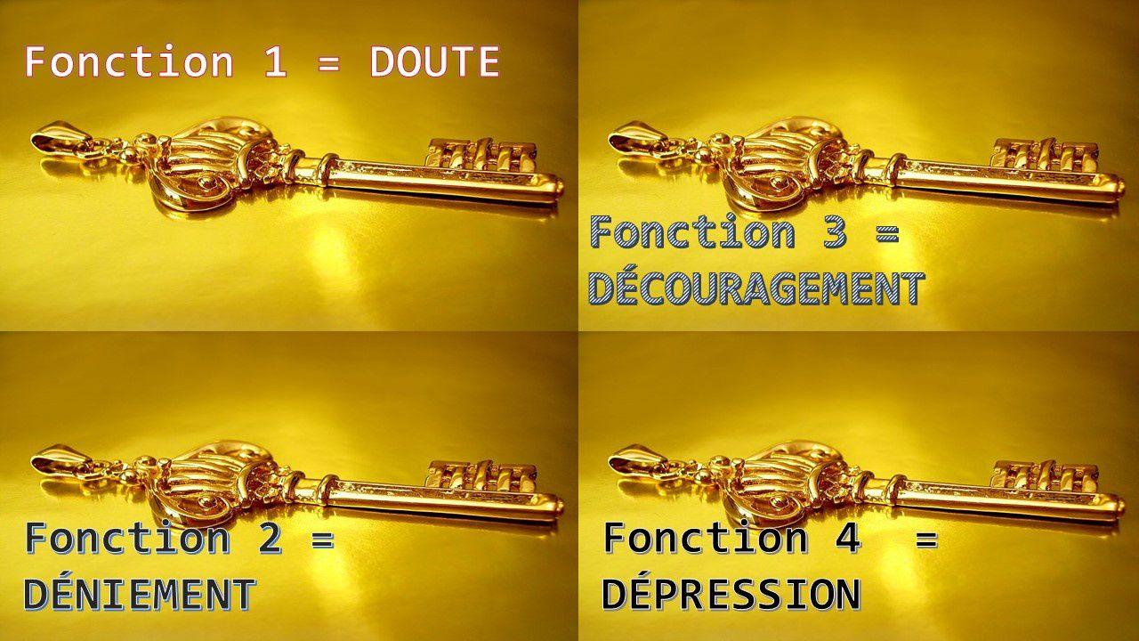 LES 4 '' D'' DU DIABLE