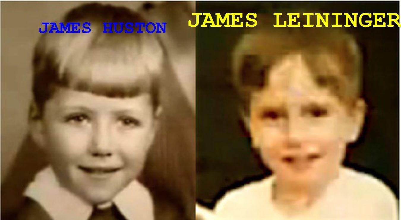 L'HISTOIRE INCROYABLE D'UN ENFANT JAMES LEININGER  QUI    EST LA RÉINCARNATION VIVANTE  DE JAMES HUSTON PILOTE DE LA SECONDE GUERRE MONDIALE (VIDEO)