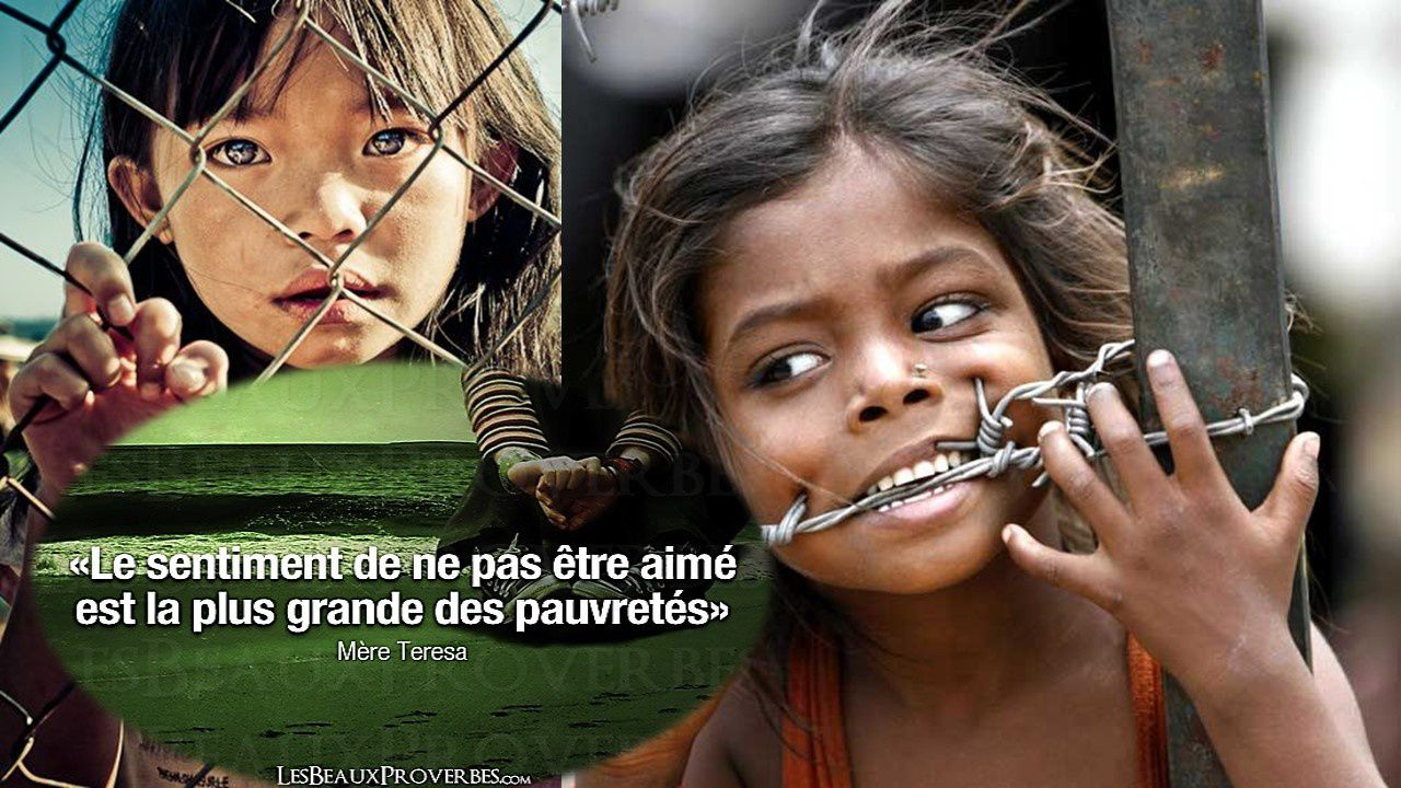 LES ENFANTS DU MONDE ( VIDEO)