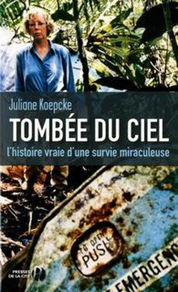 TOMBÉE DU CIEL ( MIRACULÉE D'UN CRASH D'AVION)