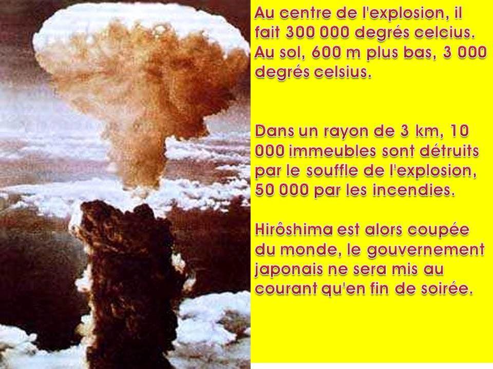 LE MIRACLE DE NOTRE DAME DE FATIMA À HIROSHIMA ( LE POUVOIR MIRACULEUX DU ROSAIRE  )