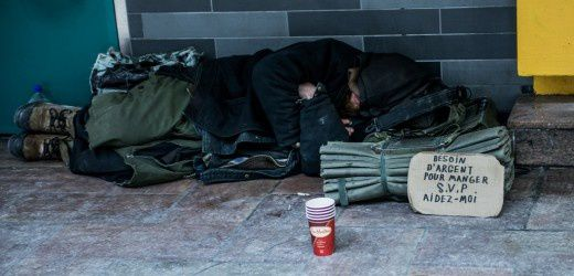 HOMELESS MESS ( ITINÉRANCE )