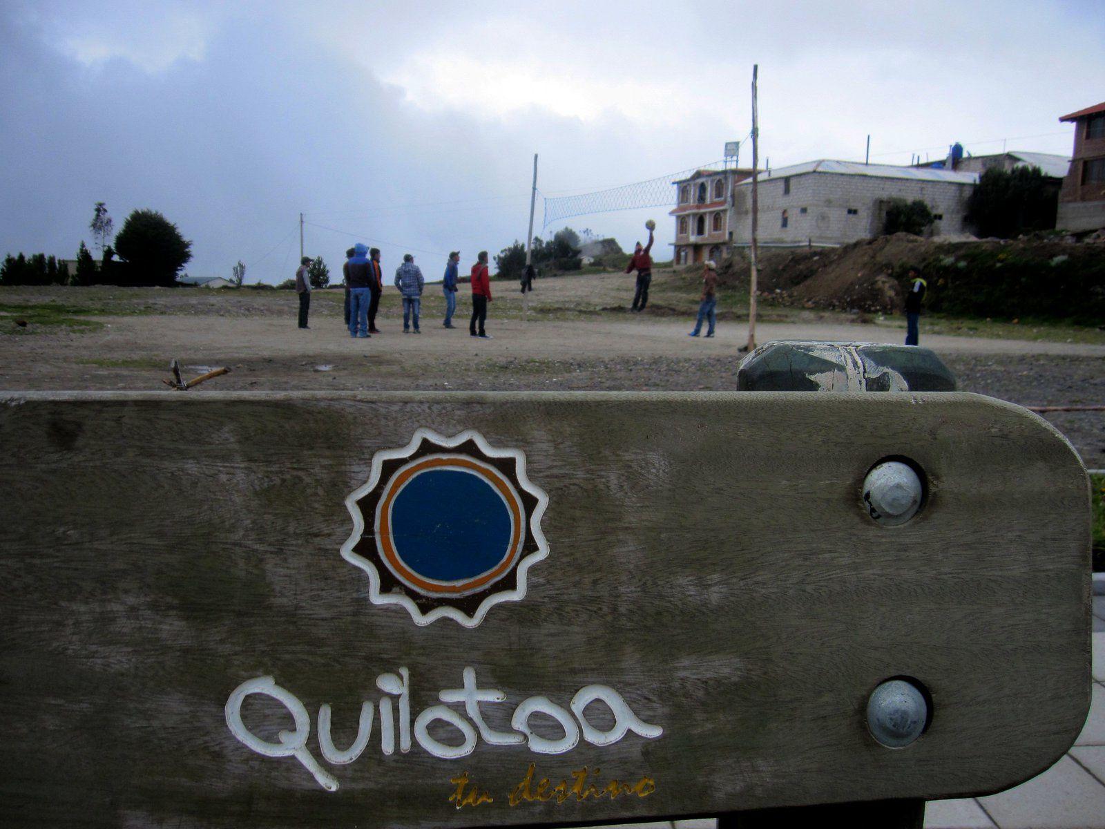 Quilotoa: Hasta que encuentre la laguna