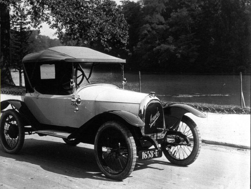Gros plan: Georges Irat 4A de 1926