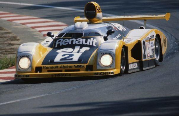Alpine A450: le retour aux 24 heures du Mans