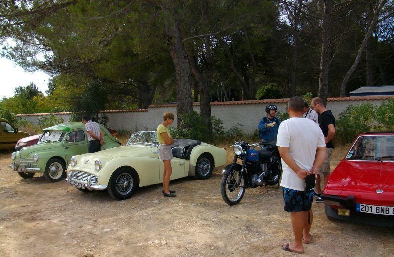 Rendez-vous mensuel au Castellet : reportage