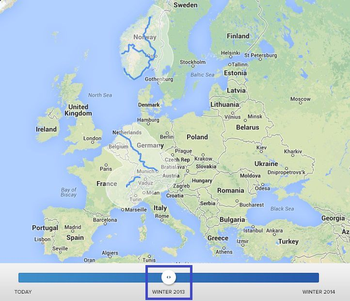 Tesla débarque en Europe