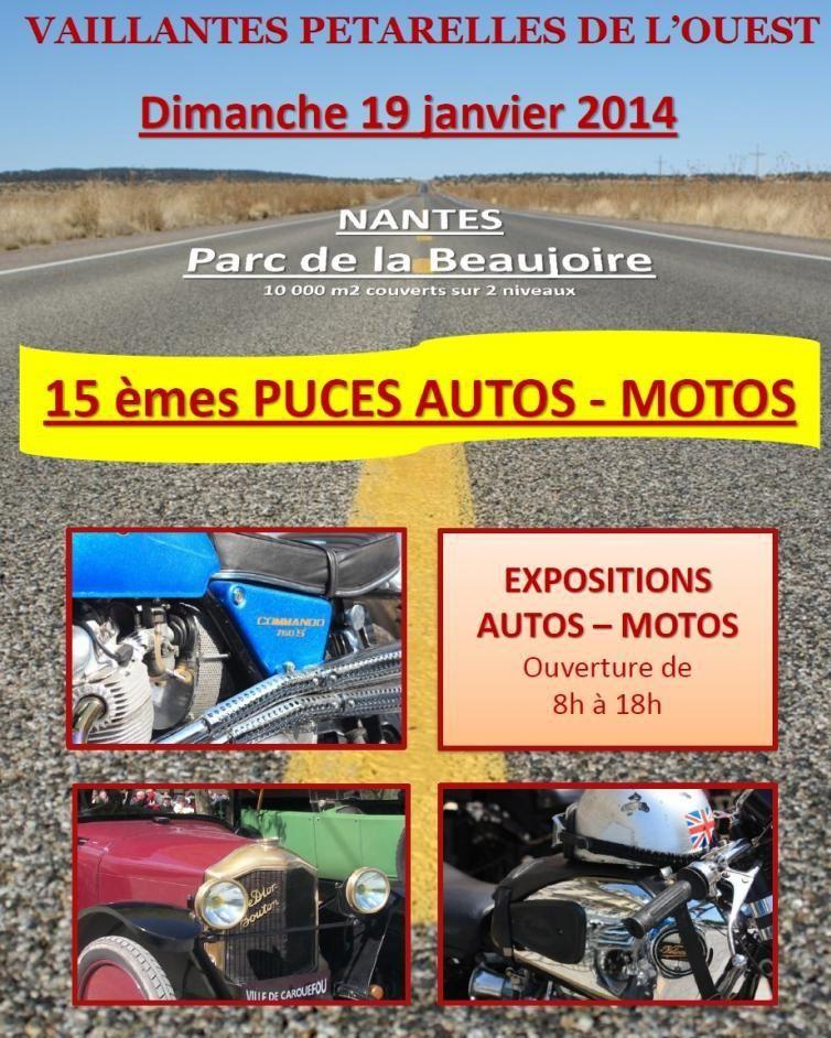 15è Puces AUTOS - MOTOS des VPO: reportage