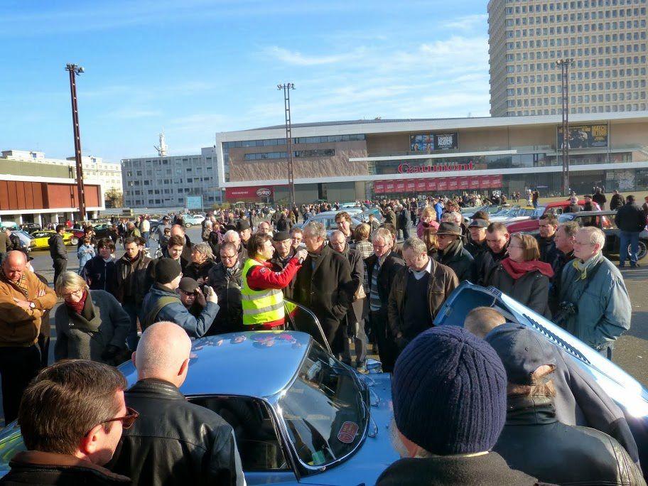 3è Traversée de Rennes: reportage