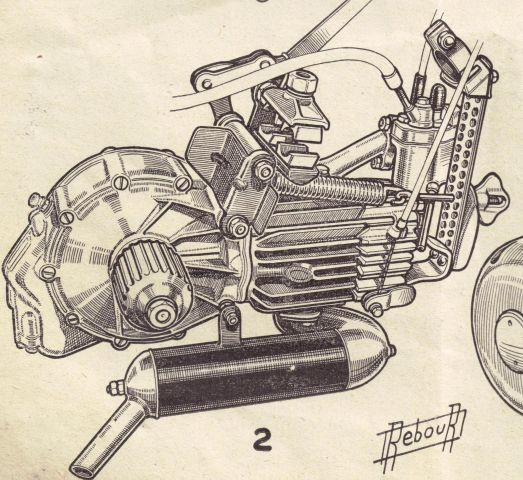 Vélo motorisé aux puces des VPO