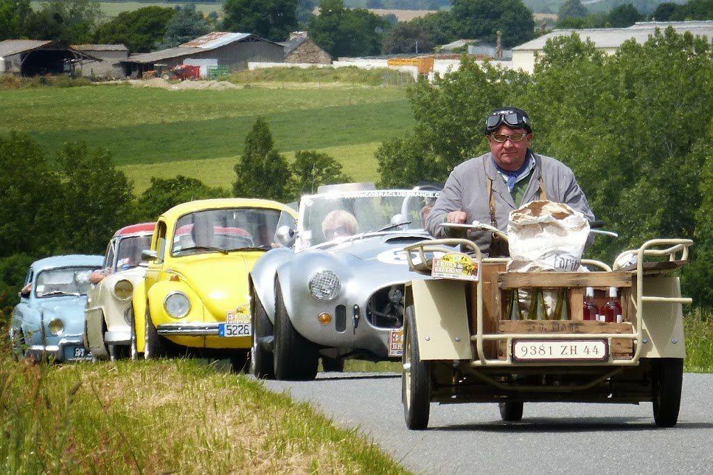 34è Tour de Bretagne: reportage du lundi 9 juin
