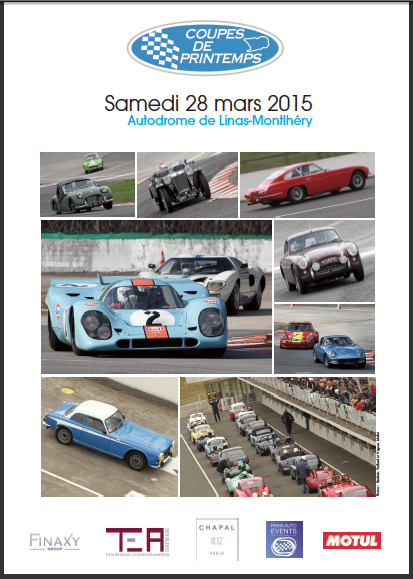 Coupes de Printemps à Montlhéry le 28 mars