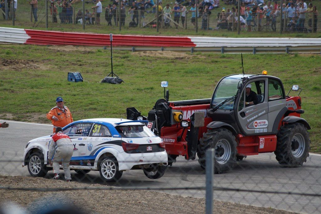 Le Rallye Cross de Lohéac: reportage