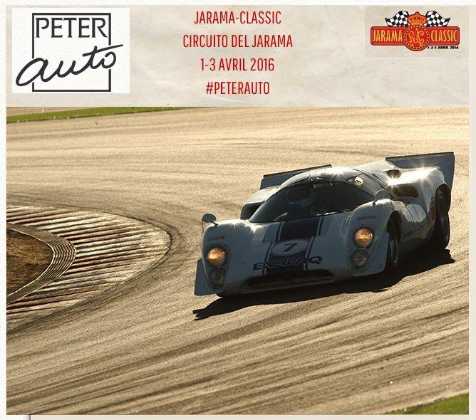 Le calendrier Peter Auto 2016