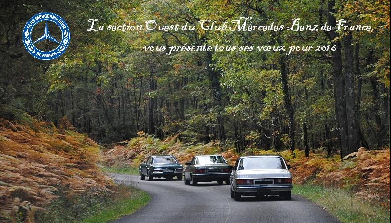 Voeux du Club Mercedes