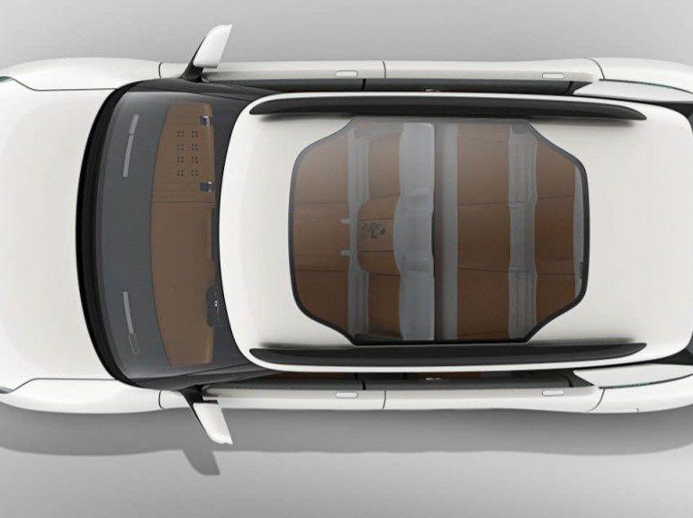 Découvrez la Citroën C4 Cactus