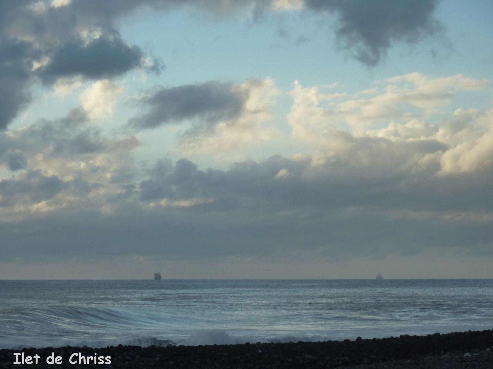 Le départ des Hollandais vers l'île Maurice