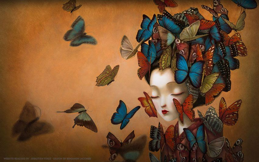 Madame Butterfly...