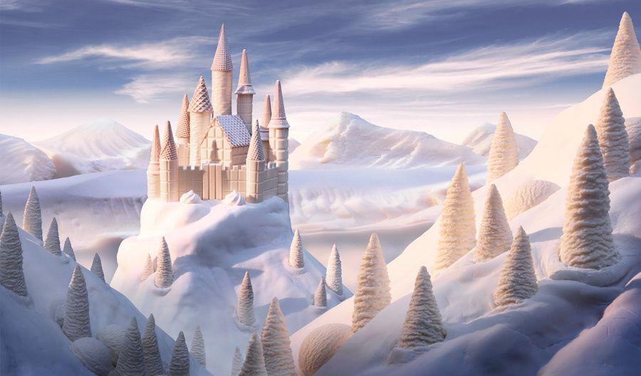 Le Monde magique de Carl Warner (5)