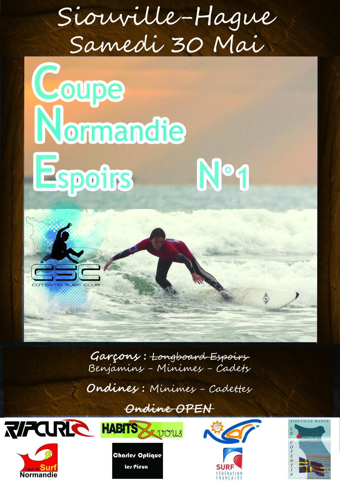 Coupe Normandie Espoirs N°1 2015