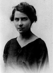 — Germaine Lucas-Championnière (cahier de photos du recueil de correspondance)