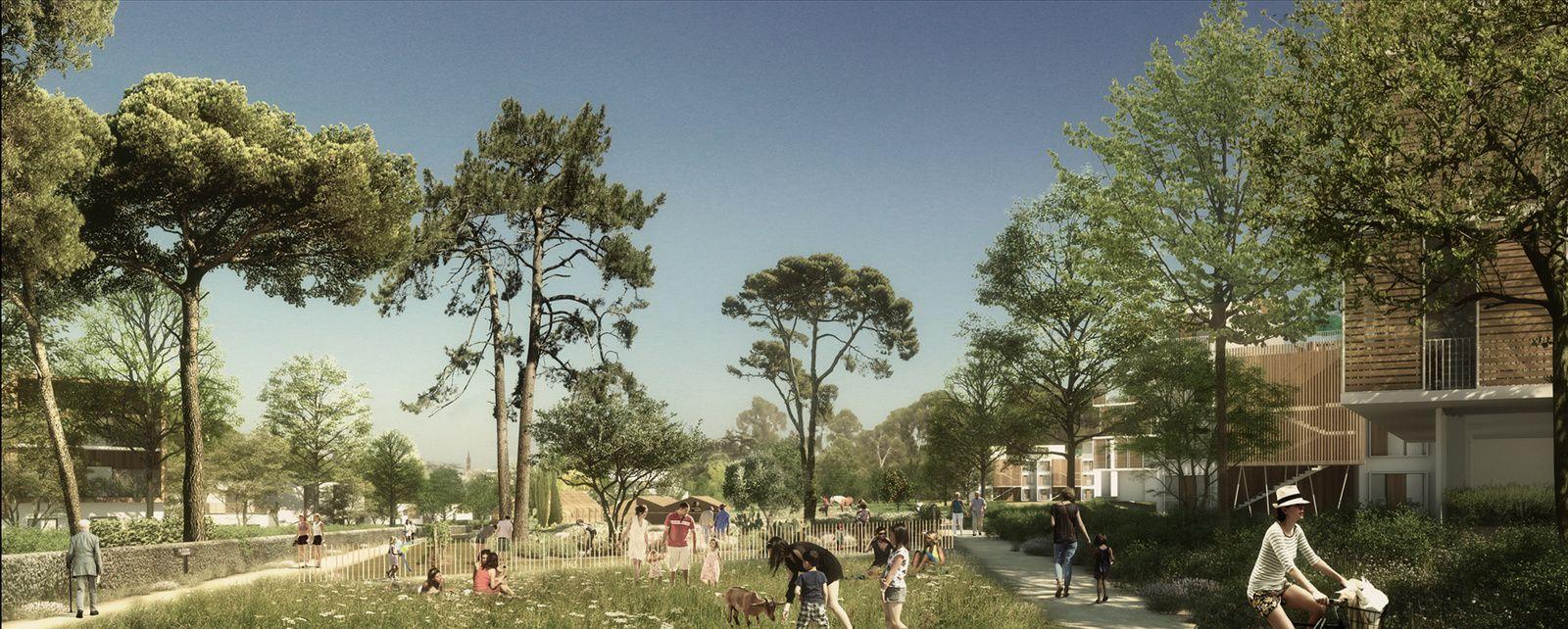 Architecte Agence Devillers - Montpellier