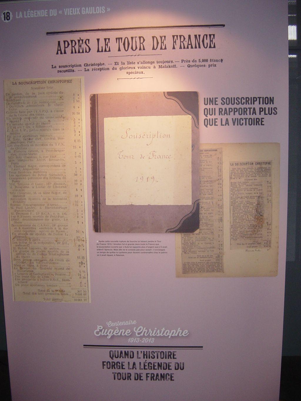 Souscription du TDF 1919.