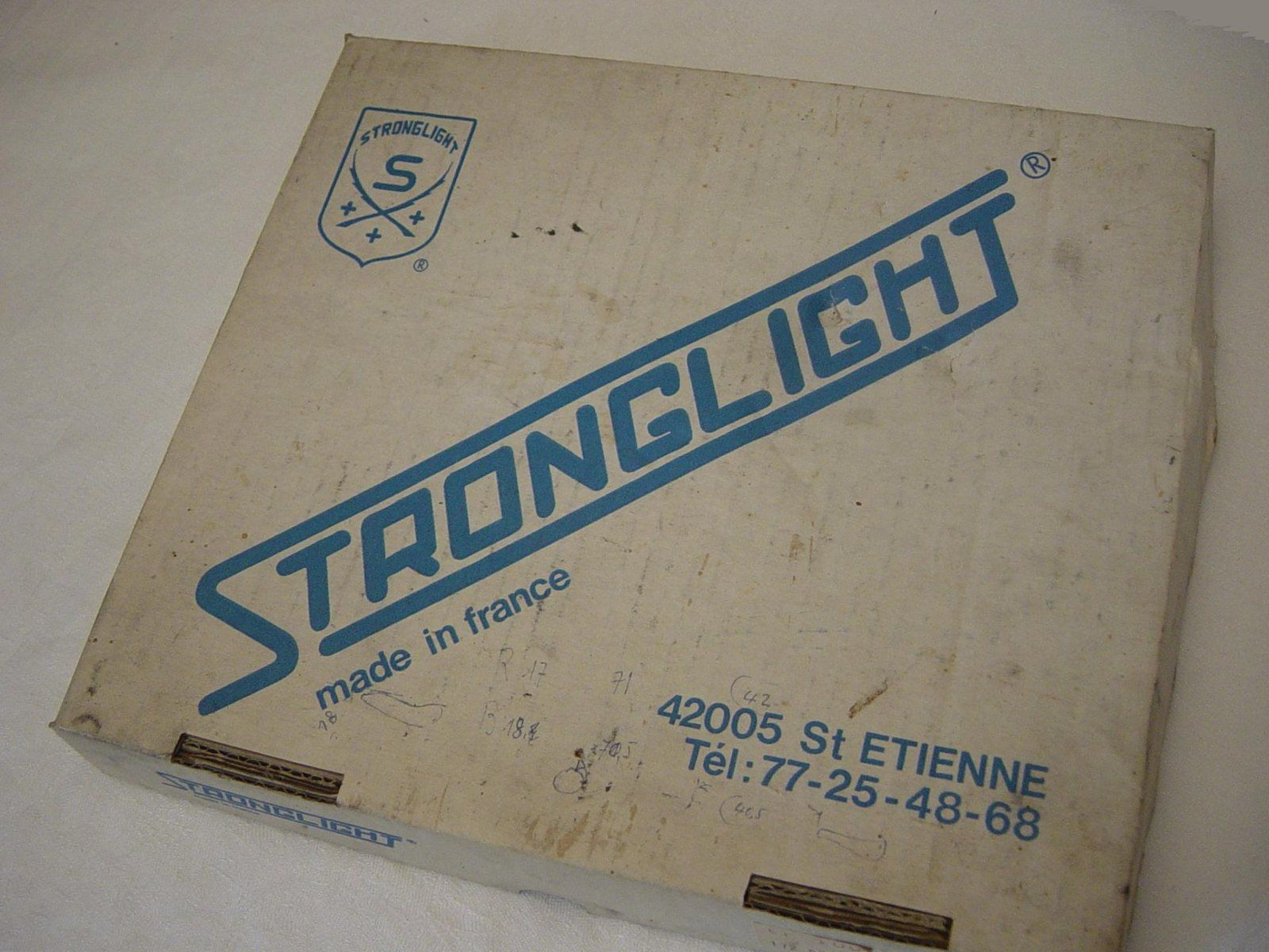 Pédalier Stronglight