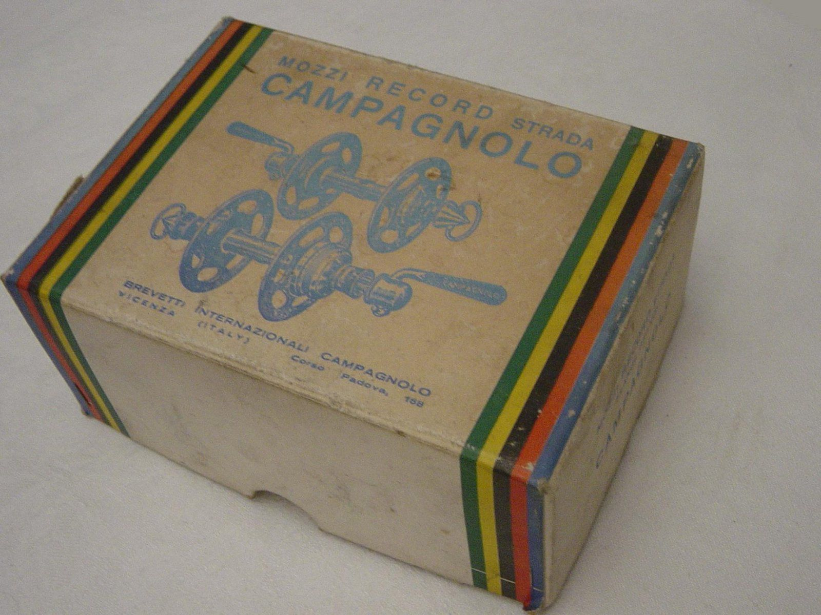 Campagnolo Record Grandes flasques