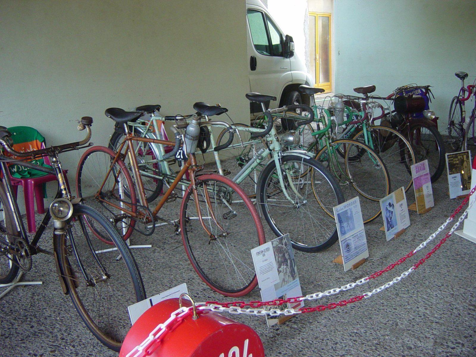Vélo de tourisme, courses....