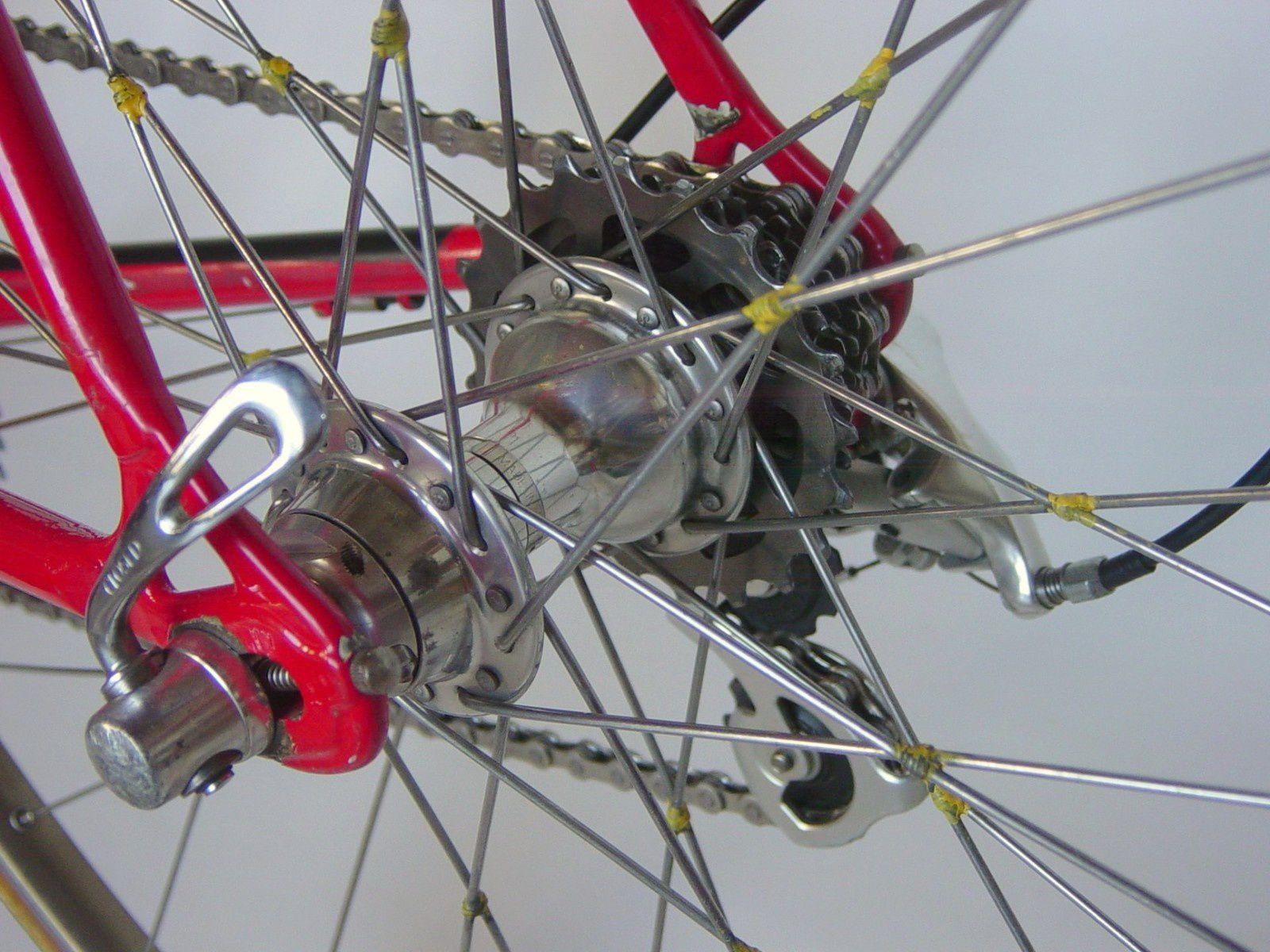 Vélo OTERO équipe SEUR 1992