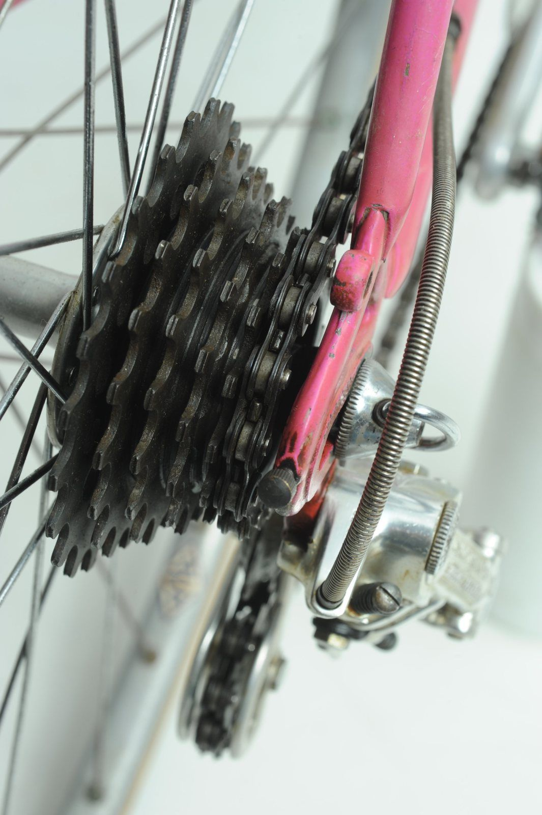 Roue-libbre 6 vitesses Cyclo.