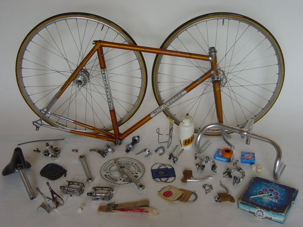 Vélo MOTOBECANE - BIC 1971.