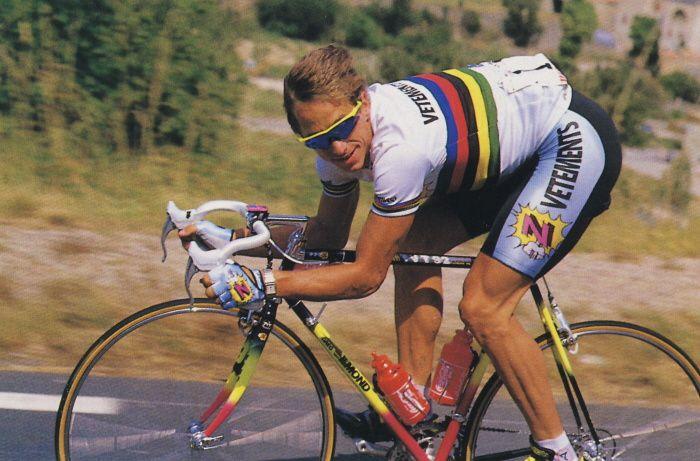 Vélo Greg LEMOND TVT 1990