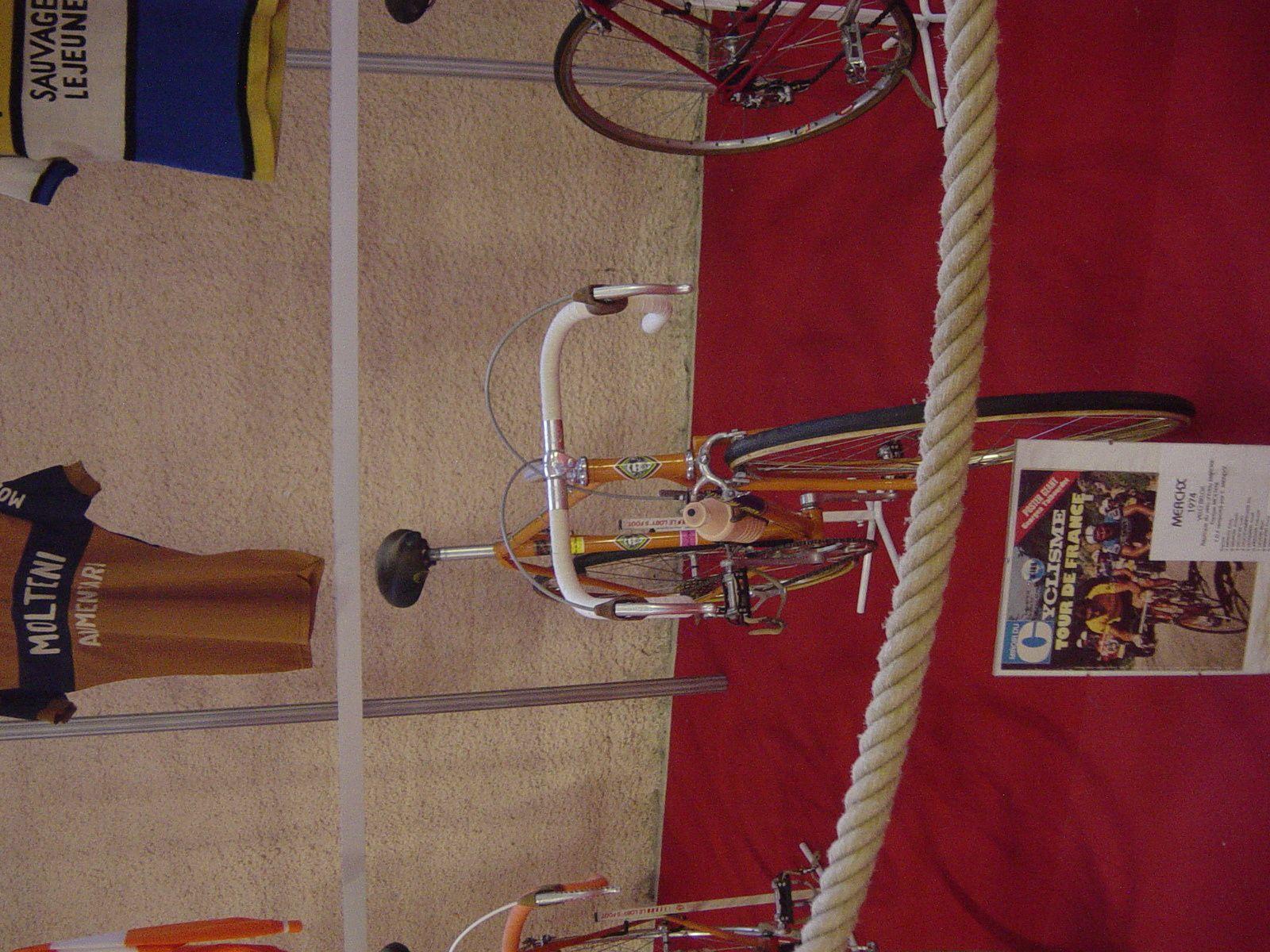 Vélo 1971 Merckx Molténi (Eddy MERCKX).