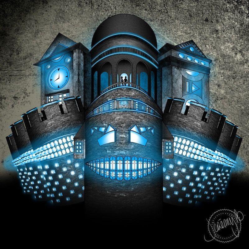 Neon Castle