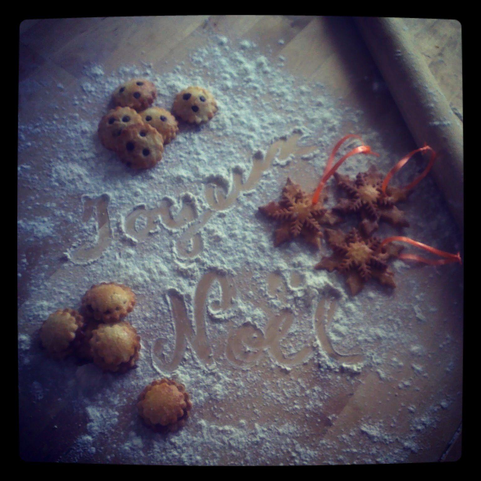 Bredeles pâte sablée