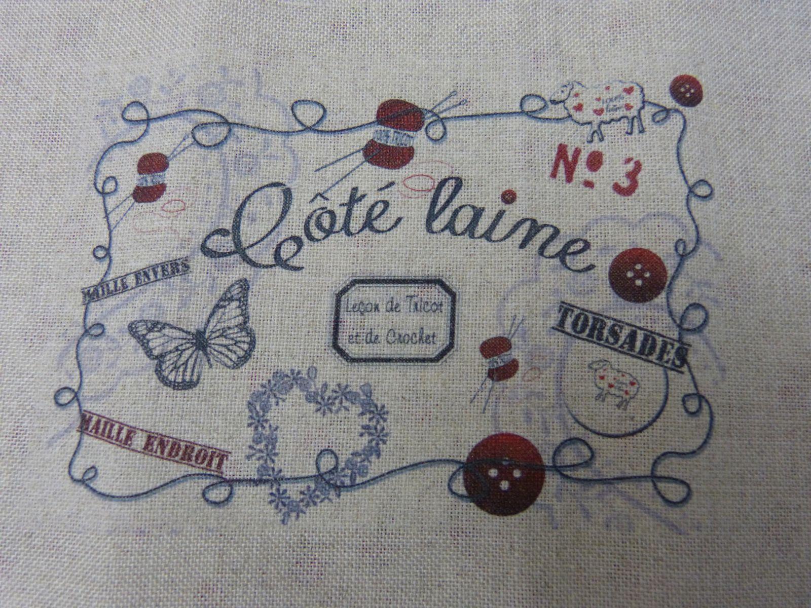 Côté laine