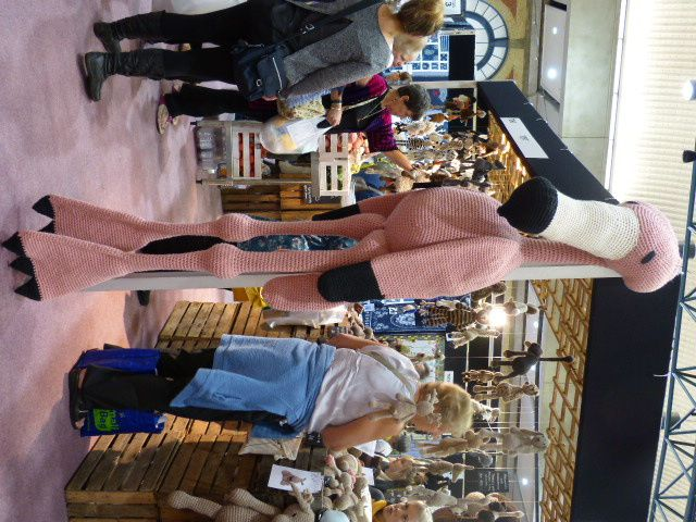 Knitting and stitching show (suite)