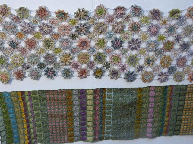 Knitting and stitching show (suite) - Sophie Digard