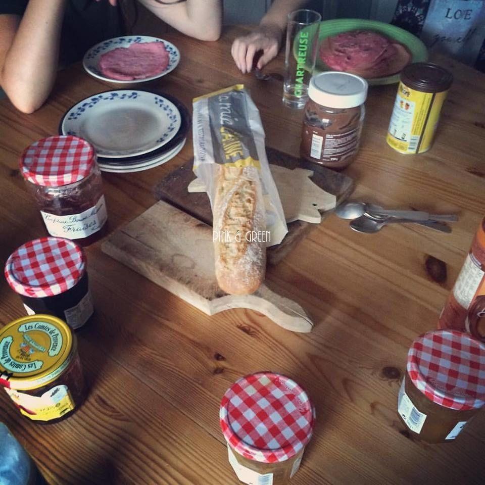L'alitement avec quatre enfants