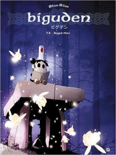 Biguden, BD en 3 volumes de Stan Silas by Right Under The Blog
