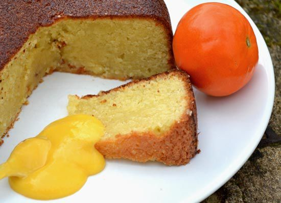 Gâteau aux Amandes