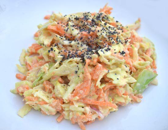 Coleslaw - LA Salade Américaine