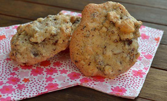Petits Biscuits aux Noisettes
