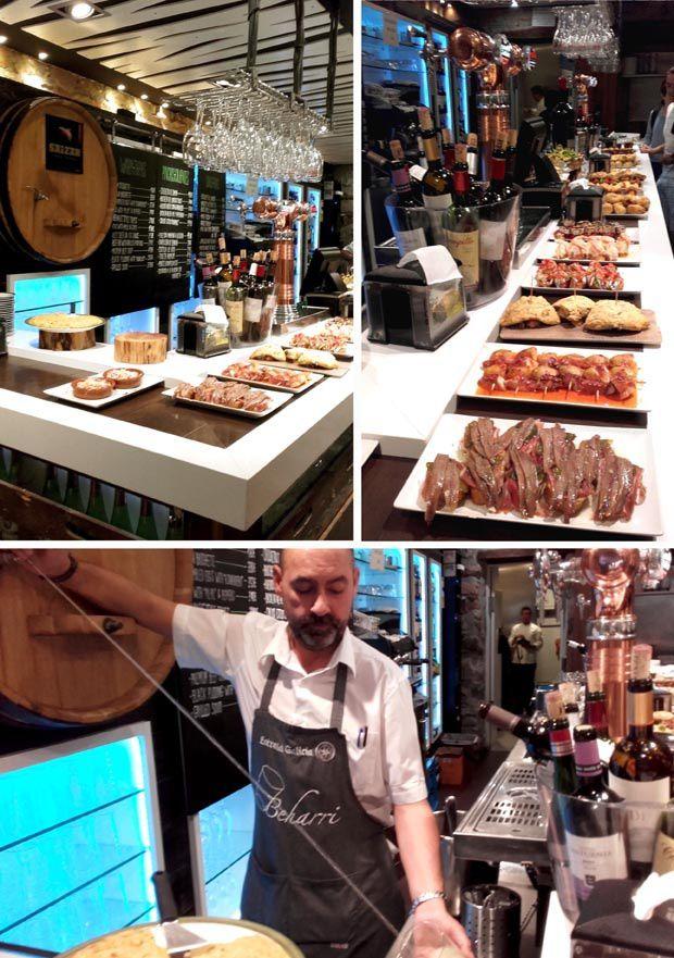 San Sebastián - Découvertes Gourmandes Basques