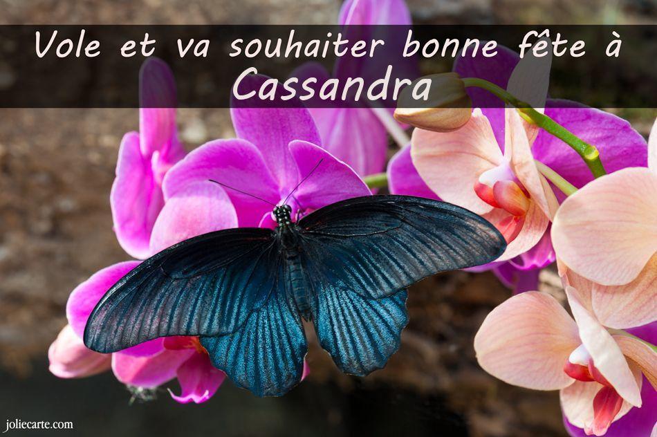 A MA PETITE FILLE CASSANDRA!!!